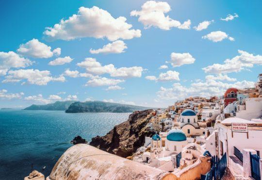 Topp 5 resmål i Grekland